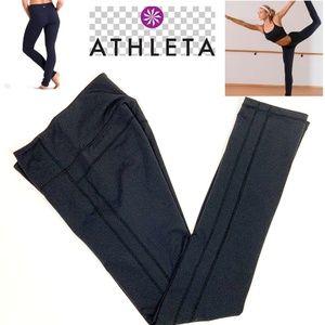 New Athhleta Black Skinny Pants Leggings Sz S